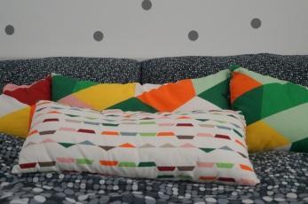 Otroška soba - spalni del